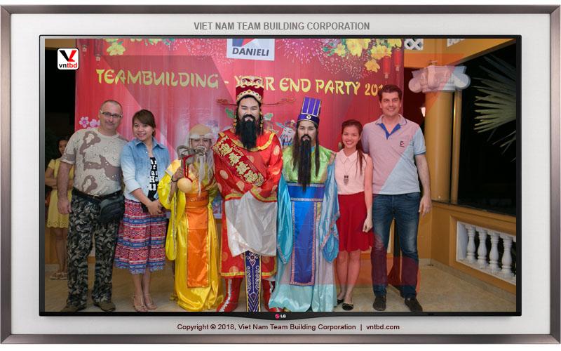 Tổ Chức Tiệc Tất Niên Tại Sài Gòn